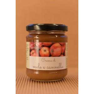 Crema di mele e cannella